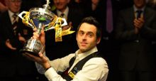 Ronnie O'Sullivan retains world title