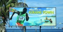 Who is the Commonwealth Games star Kirani James?