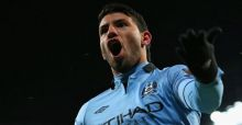 Aguero goal wins Manchester derby for City