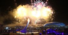 Opening Ceremony Sochi Olympics 2014 Winter Games