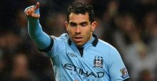 Tevez drives City to Cup win