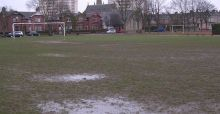 UK weather disrupts the weekend sports fixtures