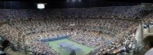 The US open tennis grand slam