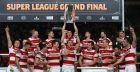 Wigan seal rugby league double