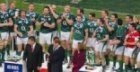 Ireland's World Cup rugby squad 2011