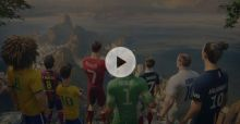 'The last game' latest Nike's commercial for 2014 FIFA World Cup