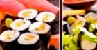 Sushi: slimy and poisenous - but still trendy