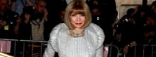 Costume Institute Gala : Anna Wintour frock shock