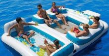 Airbeds and other fun stuff for swimming pools for this summer 2014