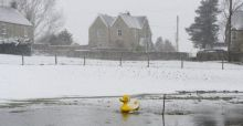 More weather misery in the UK as forecasts predict a White Easter -  Photo gallery
