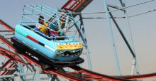 Top roller coasters in the world