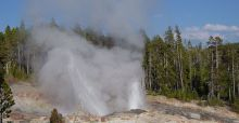 Best geyser to see in Yellowstone