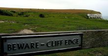 Top Cliffs to visit in the UK