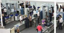 Airport security rules on liquids