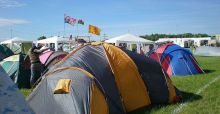 Best tents for music festivals
