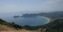 Beach holiday destinations in Corfu