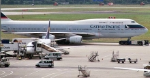 Cathay Pacific Fanfares