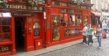 Cheapest pubs in Dublin