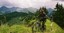 Explore the backroads on a cycling holiday in France