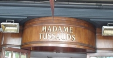 A visit to Madame Tussauds London