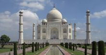 How to get tickets for the Taj Mahal