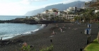 Rent a Tenerife apartment and explore the black beaches