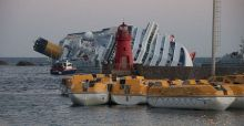 Costa Concordia salvage operation to begin on Monday in largest refloat in history