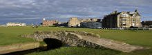 Royally romantic: pay a visit to the Scottish town of St Andrews.