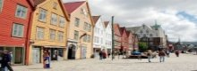 Holiday in Norway this winter with Aberdeen Scotland (ABZ) to Bergen flights