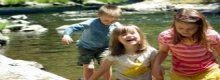 Useful tips on camping in Cornwall with children