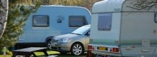 Finding great caravan sites in England