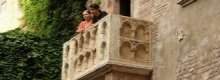 Play at Romeo and Juliet with Verona flights from Glasgow