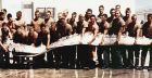 Giant Oarfish Washes up on California Shore