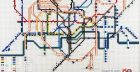 London Underground marks its 150th anniversary with special edition Tube maps made with Lego