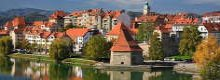 Maribor; European Capital of Culture 2012.