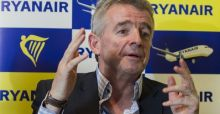 Ryanair's Michael O'Leary still talking of US flights for less than 10 pounds