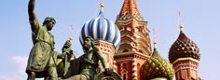 Moscow Mix: A Holiday Guide