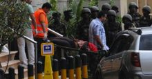 Kenya: Nairobi Westgate shopping centre terrorist attack - a witness account