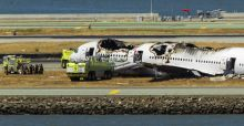 Boeing 777 crash lands in San Francisco killing at least 2 and injuring dozens