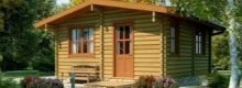 Book Scotland log cabin breaks
