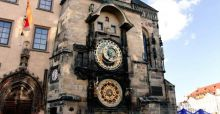 Prague's Famous Astronomical Clock turns 605 years old