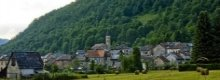 Holiday in southern France in the Pyrenees