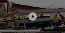 Tornadoes Hit Midwest US - Video