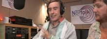 Alan Partridge is back (of the net)!