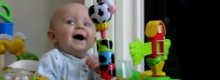 Laughing Baby Champion